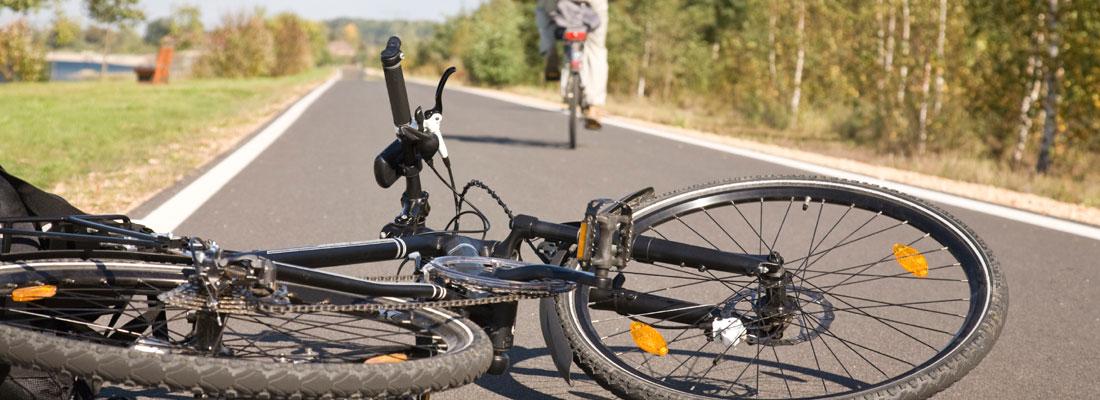 pedestrian vs bike